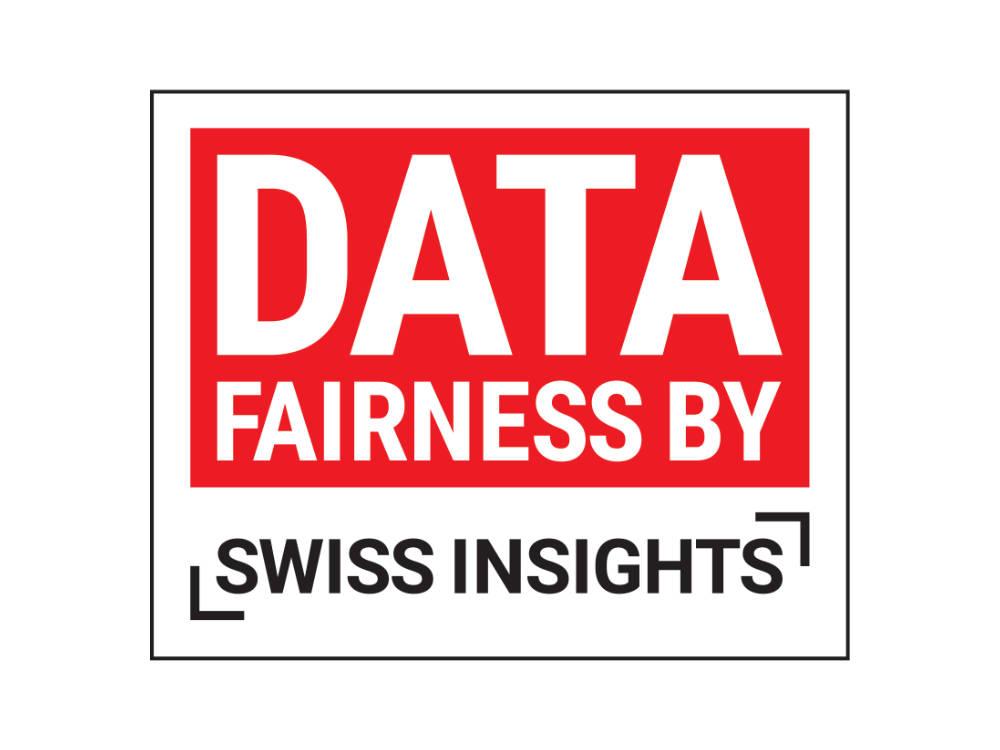 Logo Data Fairness by Swiss Insights