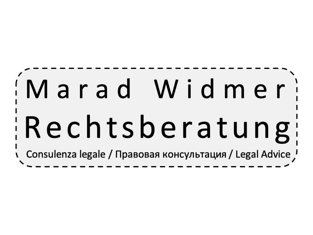 Logo Marad Widmer Rechtsberatung